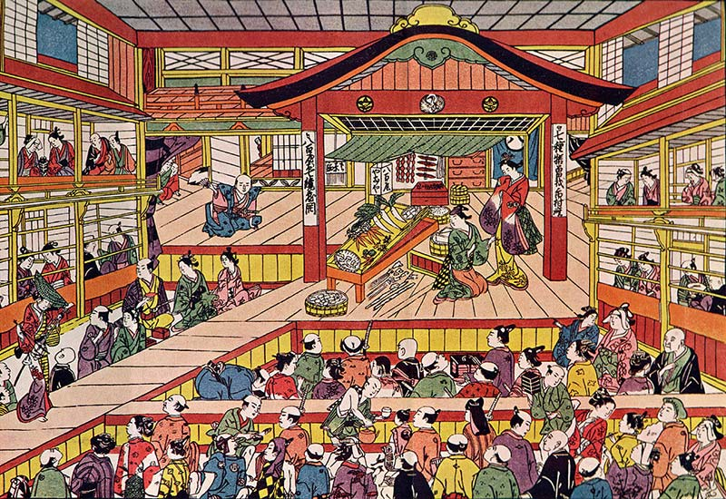 Театр древнего Китая