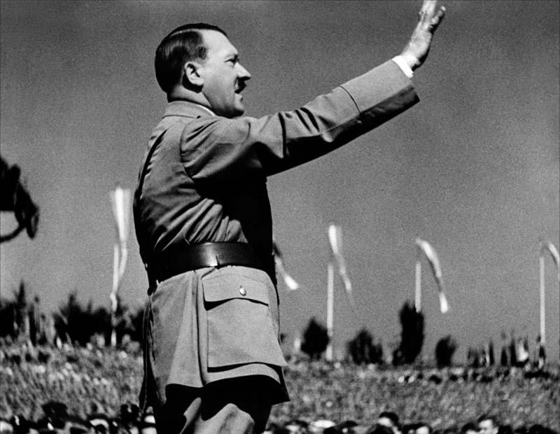 Выступление Адольфа Гитлера