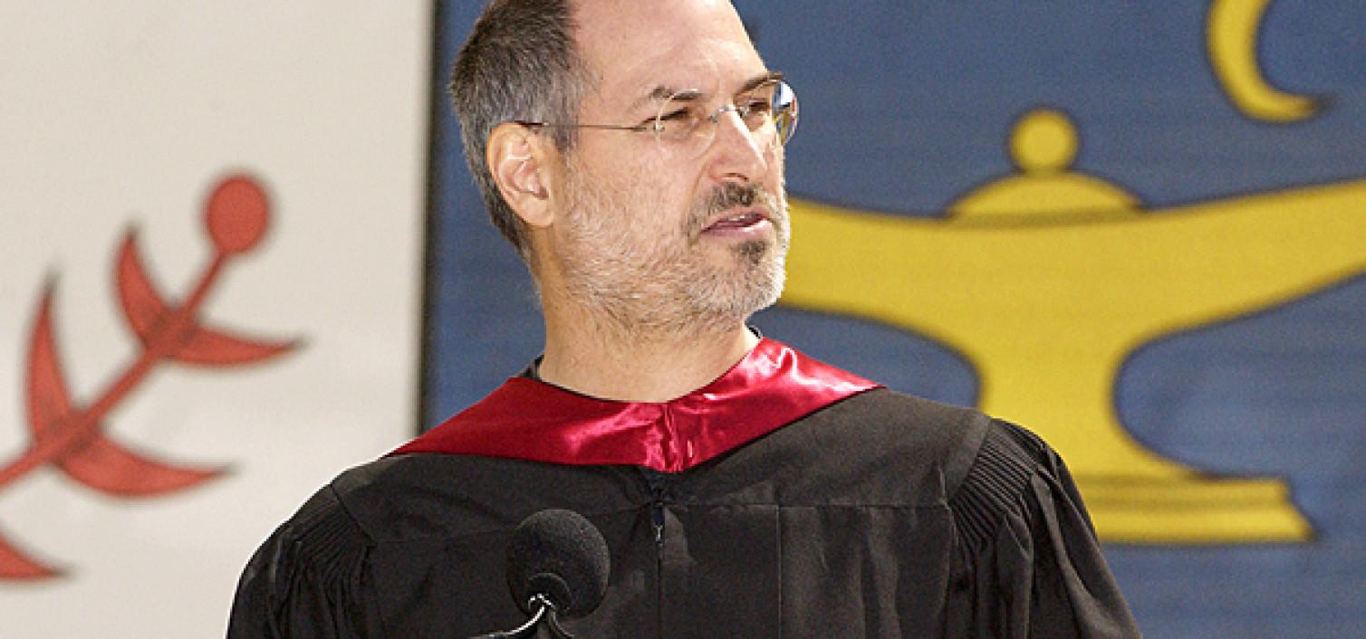 Выступление Стива Джобса перед выпускниками Стэнфорда