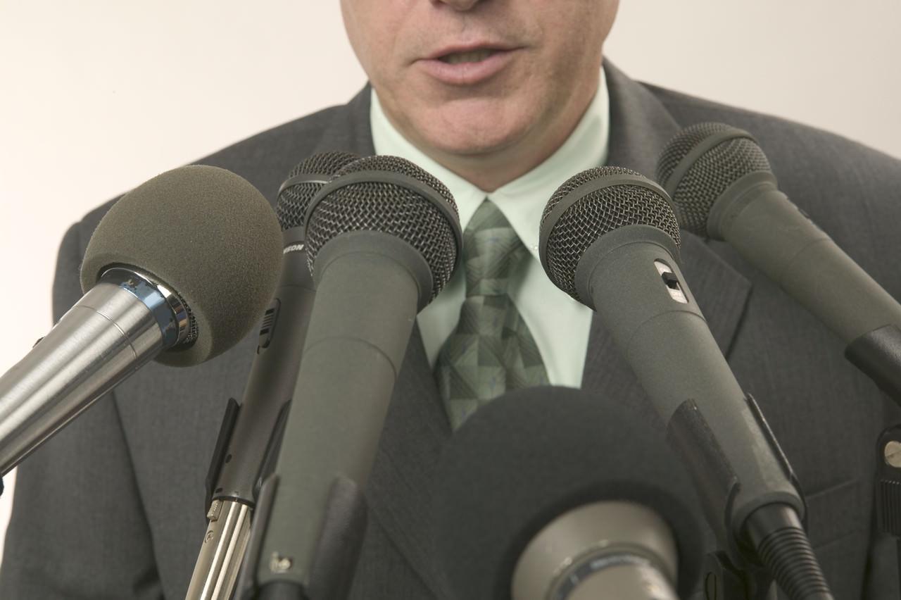Речь для интервью