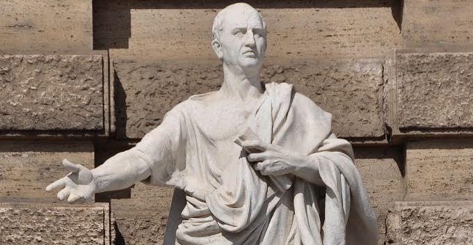 Статуя Цицерона