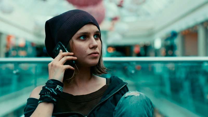 Актриса из сериала Папины дочки