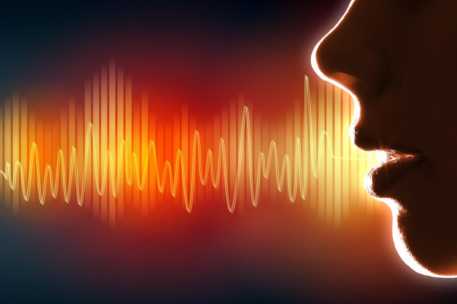 Звуки голоса