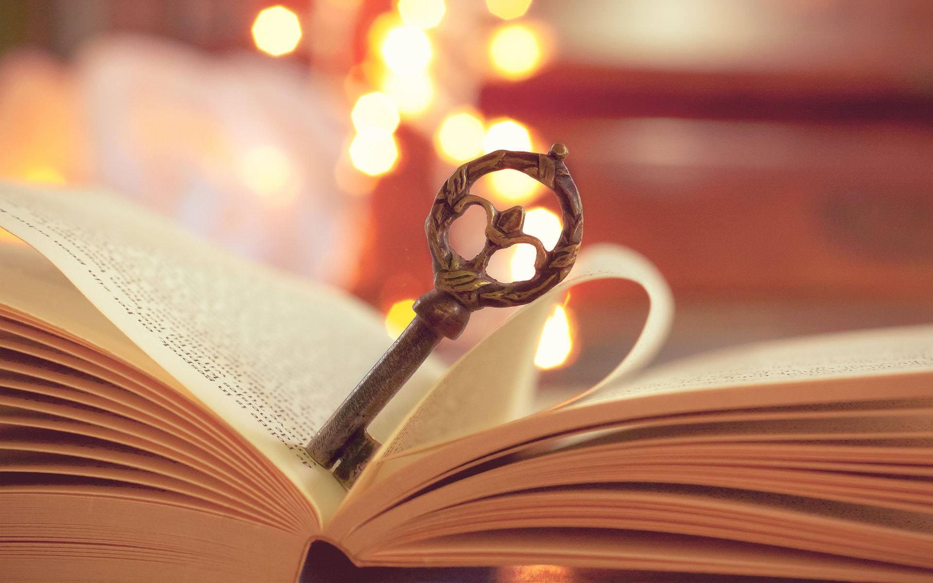 Ключ в книге
