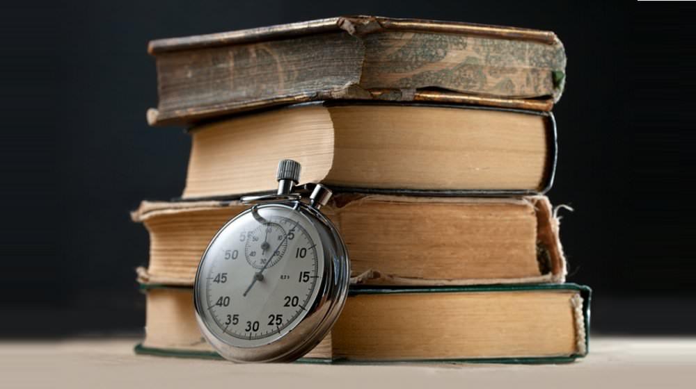 Чтение на время