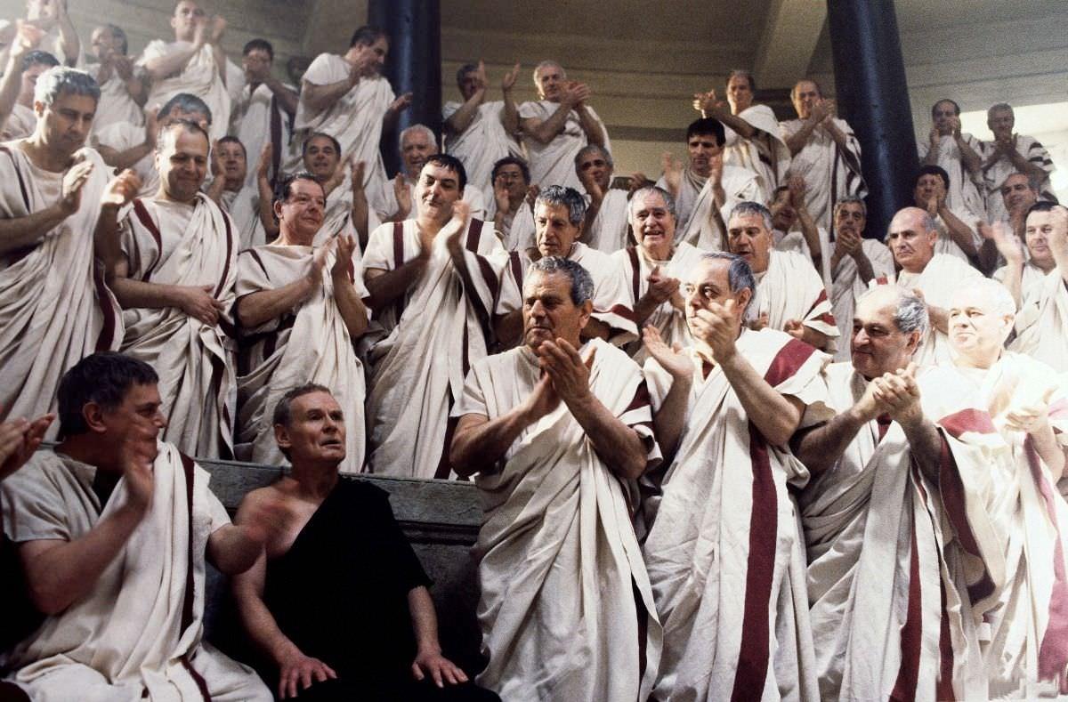 Ораторы древнего Рима