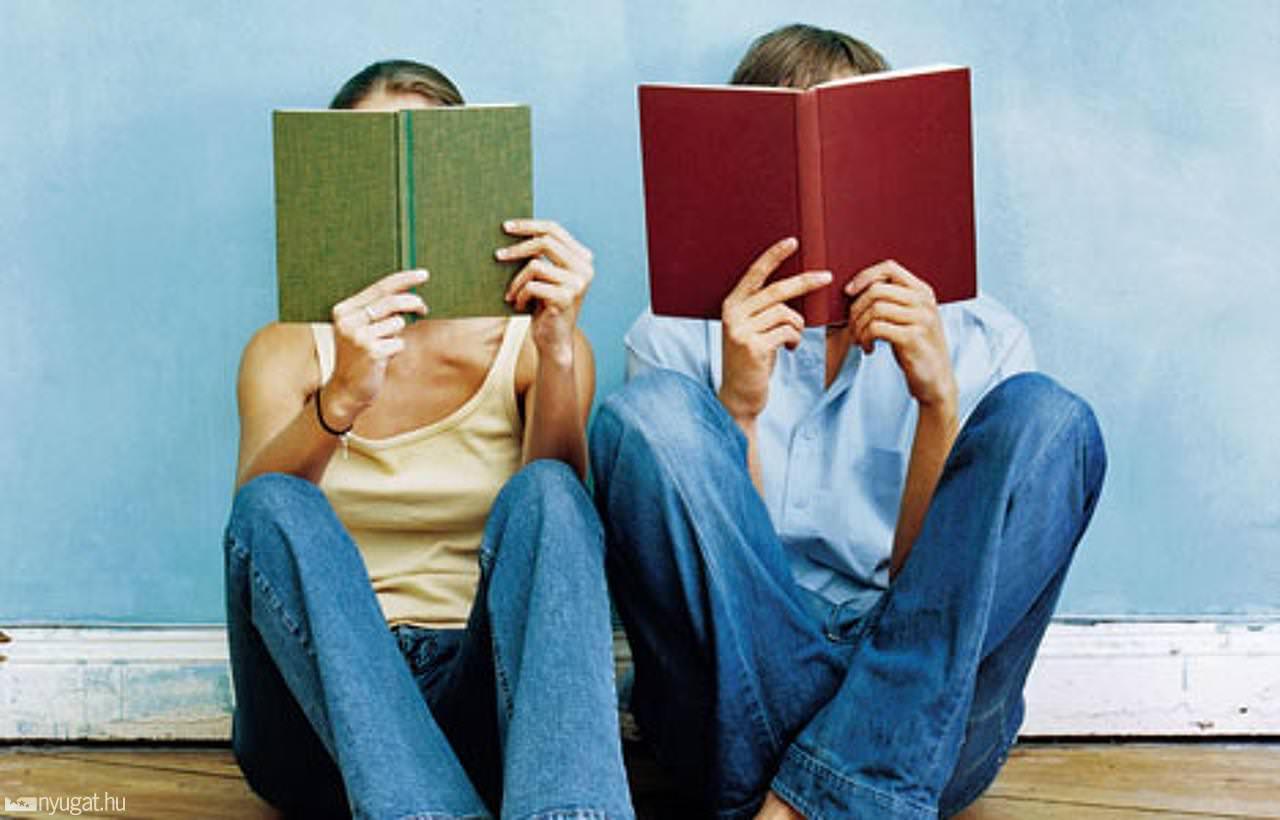 Читают книги