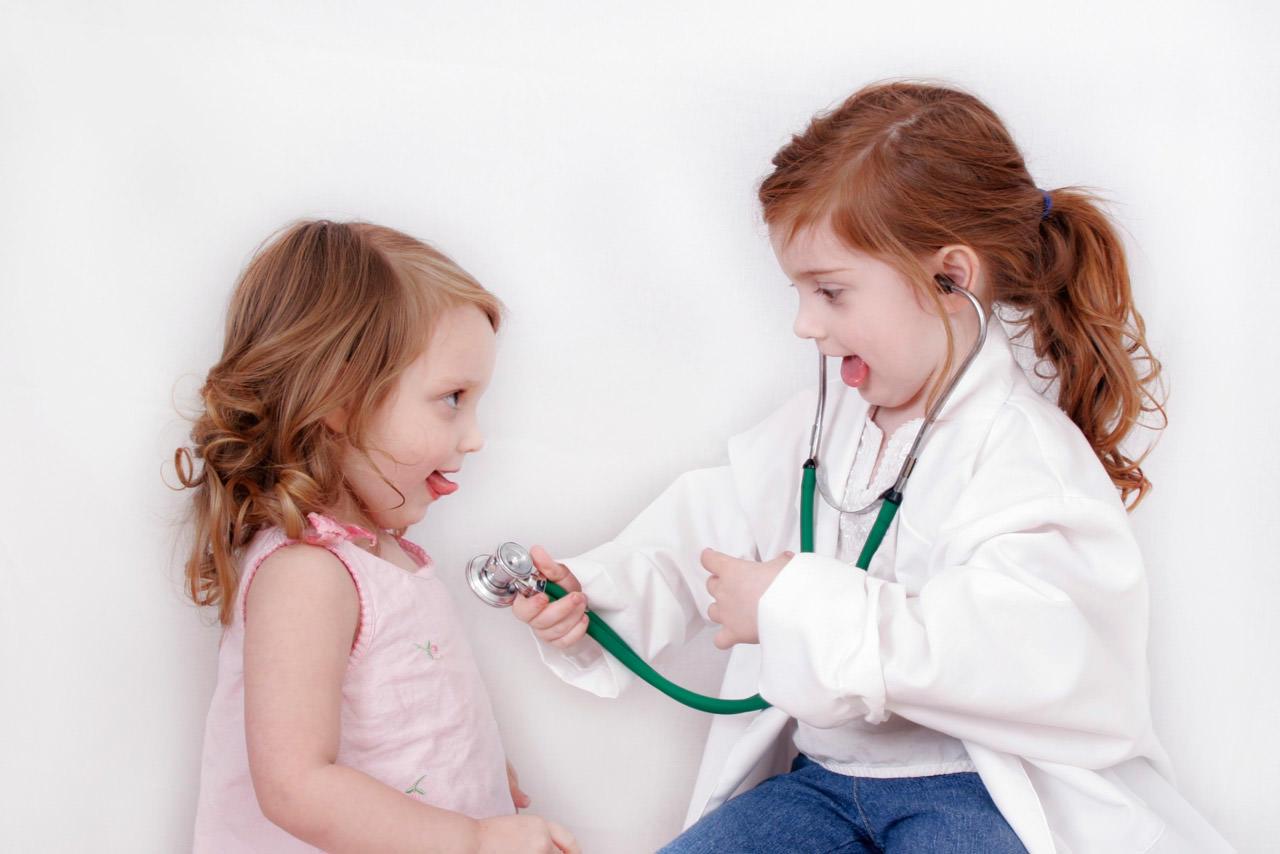 Игра в доктора