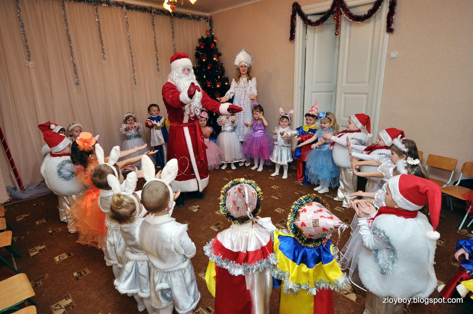Сценарий нового года в детском саду цели и задачи