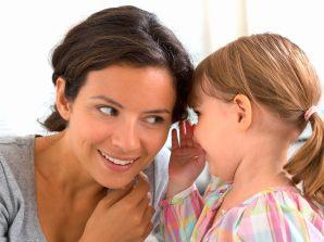 Разговор ребенка