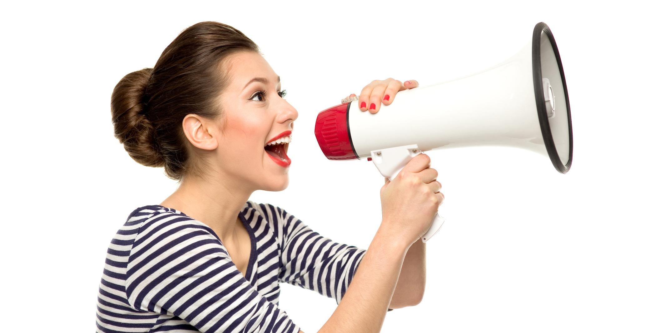 как сделать свой голос приятным