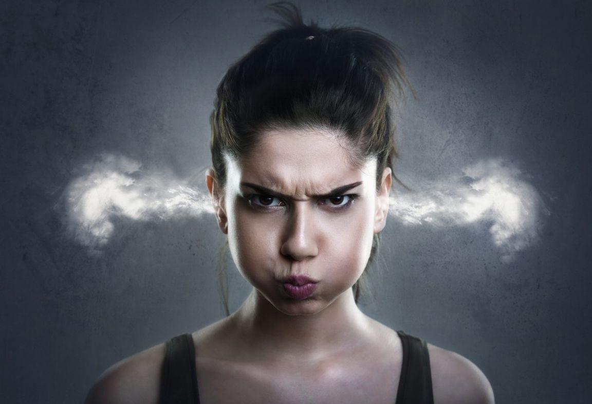 Как сдерживать гнев и агрессию